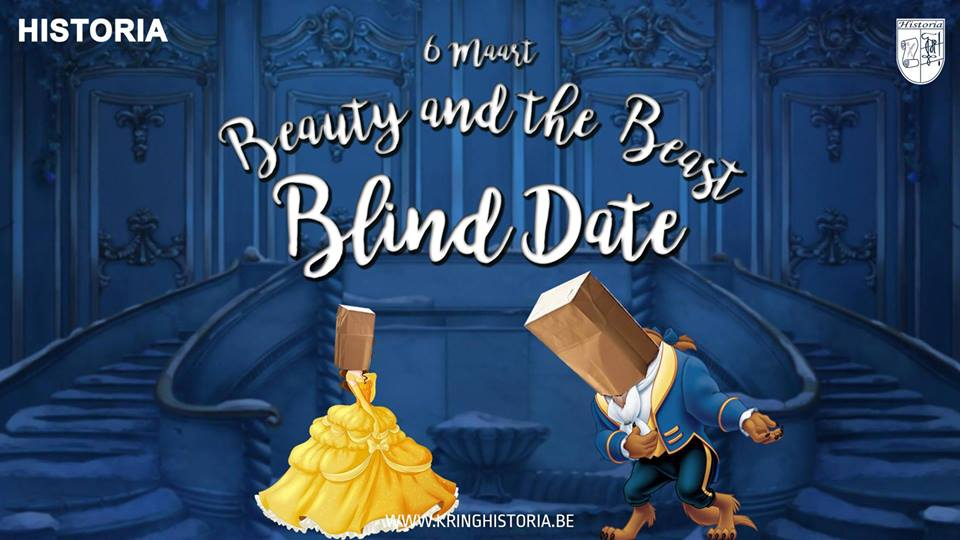 Beauty and The Beast - Blind Date [Once upon a time... Feestweek]